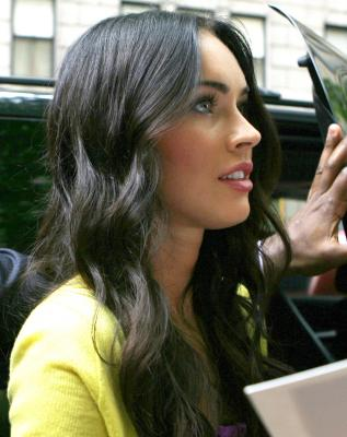 Megan Fox Regis und Kelly 1