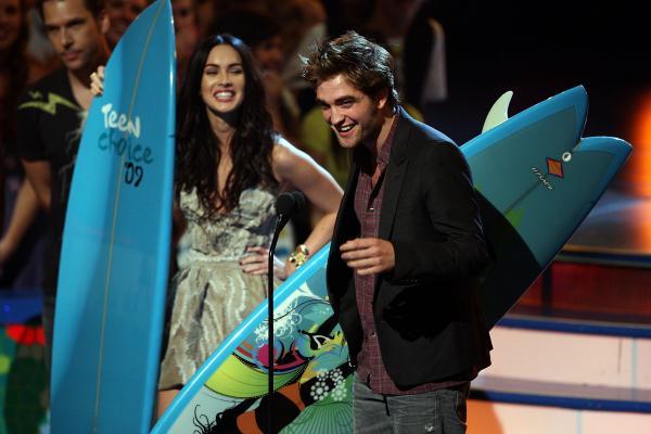 Megan Fox Rob Pattinson Kids Choice