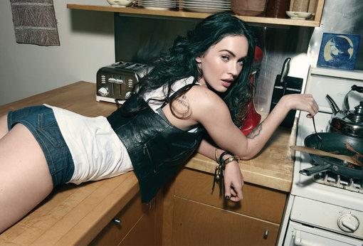 Megan Fox Rolling Stone 2