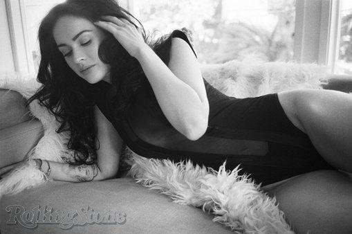 Megan Fox Rolling Stone 3