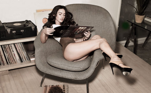 Megan Fox Rolling Stone 7
