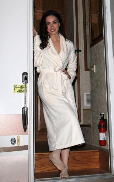 Megan Fox Set Passion Play 1
