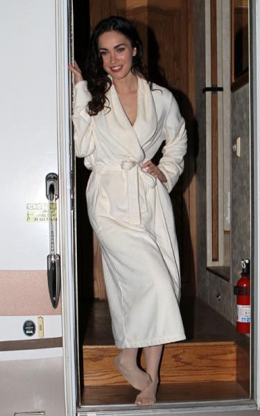Megan Fox Set Passion Play 2