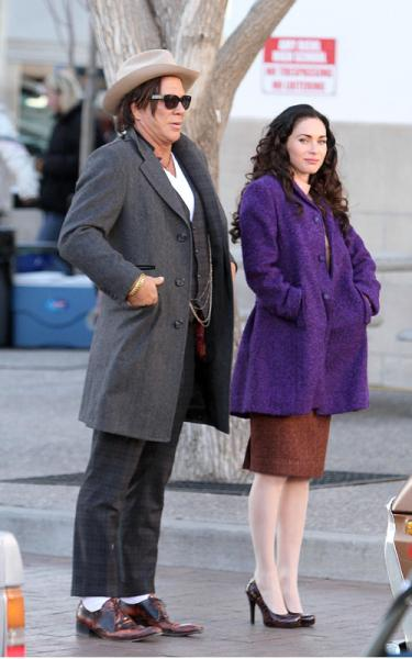 megan fox mickey rourke 3