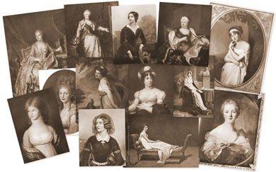 Beruehmte Frauen