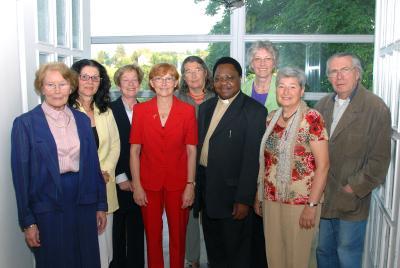 Benefiz-Lesung für Afrika in Gablitz, 2008