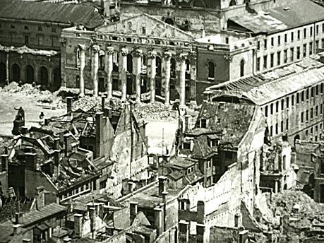 München Mai 1945 Nationaltheater