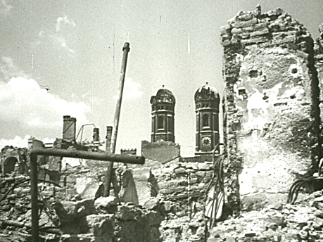 München Mai 1945 Dom