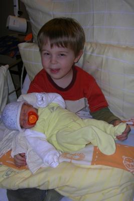 Stolzer Bruder - 26.12.2006