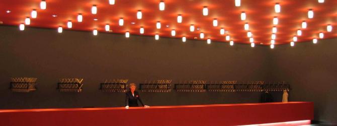 Garderobe der Komischen Oper Berlin
