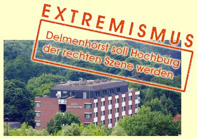 Extremismus - Delmenhorst soll Hochburg der rechten Szene werden