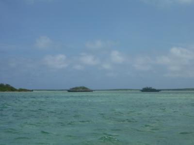 ...die dritte kleine Insel...
