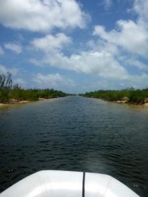 Der Dinghi-Kanal
