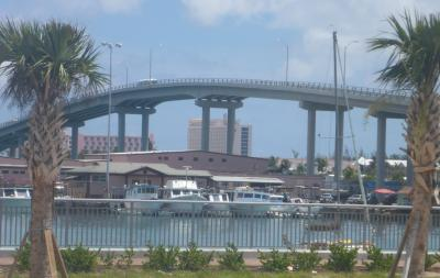 Brücke zum Paradise Island...