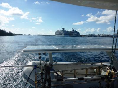 Bye Bye Nassau...