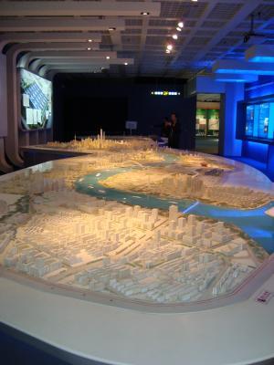 Shanghai-und-Expo-Modell