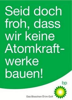 BP-Atomkraftwerke