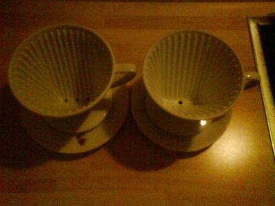 Unsere Kaffeemaschinen