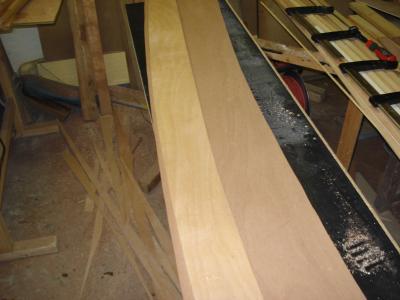 Planke-anzeichnen
