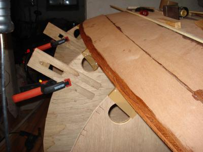 Zweite-Planke-vorstreichen