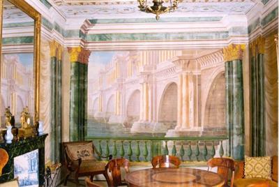 Andlauerhof-Arlesheim-Empirezimmer
