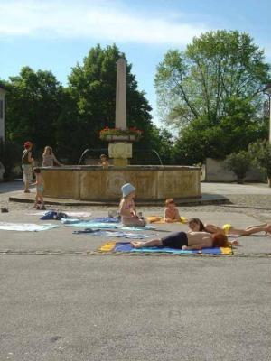 Arlesheim-Domplatz