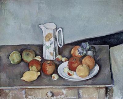 Cezanne-Stilleben