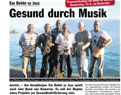 Em-Bebbi-sy-Jazz-Auftritt-der-Band-Les-Medicos-Beat-Stoll