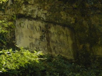 Eremitage-Arlesheim-Inschrift-Gleyre3