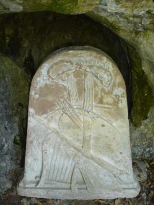 Gedenkstein-Salomon-Gessner-Gessnergrotte-Ermitage-Arlesheim1