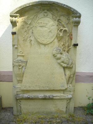 Gedenkstein-fuer-Maria-Anna-Balbina-von-Andlau-Hugstetten