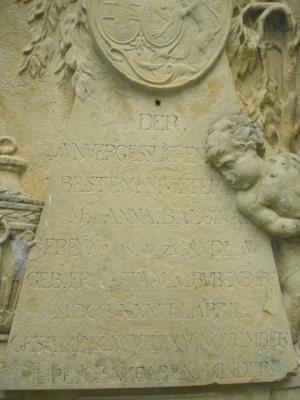 Gedenkstein-fuer-Maria-Anna-Balbina-von-Andlau-Hugstetten1