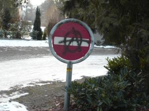 Graffiti-Baselstrasse