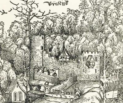 Holzschnitt-Schloss-Birseck-1499