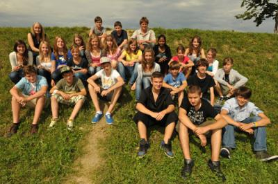 Klasse-2d-Sekundarschule-Arlesheim