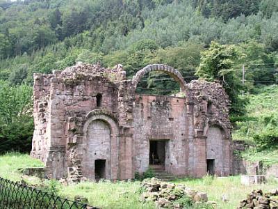 Kloster-Niedermuester-Ruine