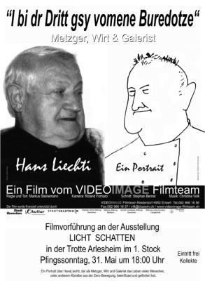 Liechti-Filmplakat