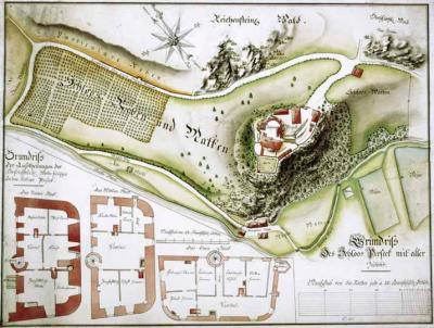Plan-Schloss-Birseck-Arlesheim