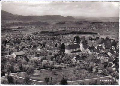 Postkarte-Arlesheim