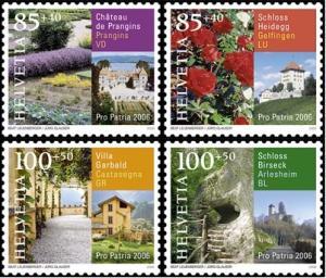 Pro-Patria-Briefmarke