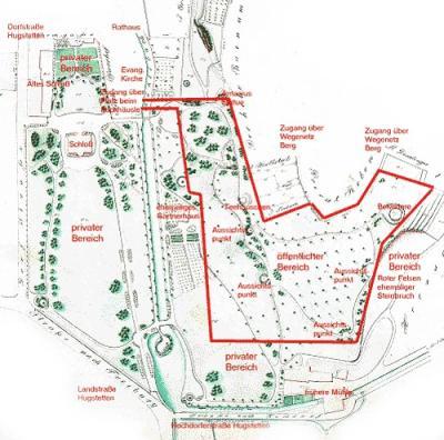 Schlosspark-Hugstetten-Plan