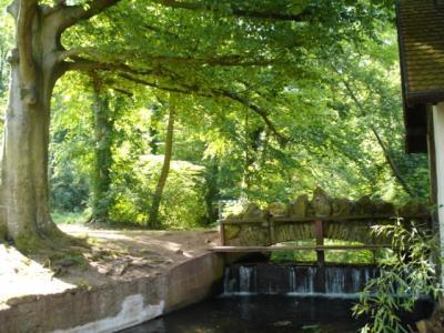 Schlosspark-Hugstetten-Steinbruecke