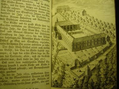 Silbermann-Hohenburg-Odilia-Kloster