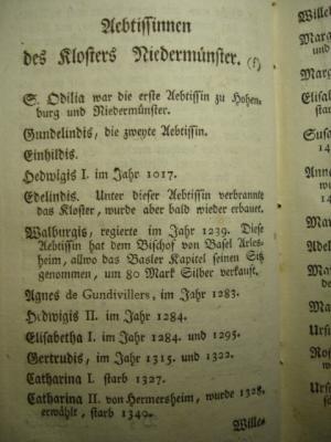 Silbermann-Niedermuenster-Odilia-Aebtissinnen