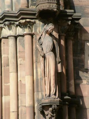 Strassburg-Kathedrale