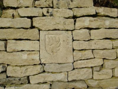 Trockenmauer-Wappen-Ermitage-Arlesheim