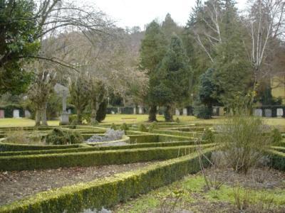 alter-Friedhof