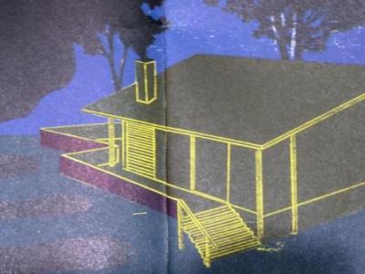 Die Wasser-Ranch von Julio Cort&aacute;zar - ein sch&ouml;nes Sinnbild f&uuml;r mein neues Haus.<br /> <br /> Wer hinein waten m&ouml;chte: Die Rezension &uuml;ber das Tiefe Wasser findet sich im Archiv, im Oktober 2010, der Titel des Eintrags lautet Tief im Wasser.<br />
