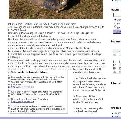 hottefussballblog