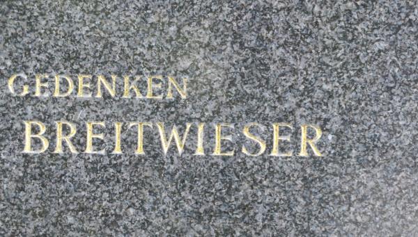 Breitwieser-Gedenken